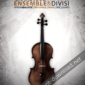 8dio agitato grandiose ensemble violins kontakt icon