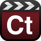 Cineflare cine text for fcpx icon