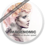 Imagenomic plug in for photoshop aperture 3 and lightroom icon