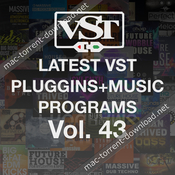 Latest vst pluggins music programs vol43 icon