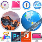 Macos sierra 10 12 5 and software icon