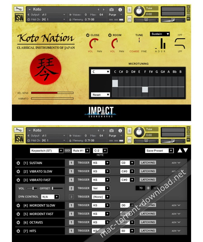 Impact Soundworks Koto Nation v2 0 KONTAKT download free | Mac