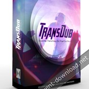 Pixel film studios transdub dubstep transitions for fcpx icon