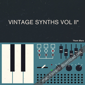 Samples from mars vintage synths vol 2 icon