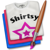 Shirtsy design and print custom apparel icon