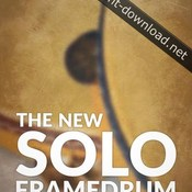 8dio the new solo frame drum kontakt icon