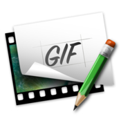 Gifted turn your movies into animated gifs icon
