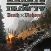 Hearts of iron iv death or dishonor icon