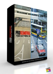 Pixel Film Studios - ProRemoval - Dynamic Object Removal Tool for FCP X