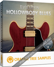 Orange tree samples evolution hollowbody blues kontakt icon