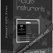 Picture instruments smart gps sync icon