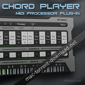 Rf music chord player icon
