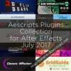 Aescripts plugins collection for after effects july 2017 icon