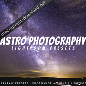 Creative market astro photography lightroom presets 1671125 icon