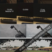 Deluts clog neutral luts for fcpx icon