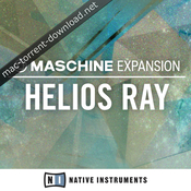 Maschine 2 expansion helios ray icon
