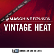 Maschine 2 expansion vintage heat icon