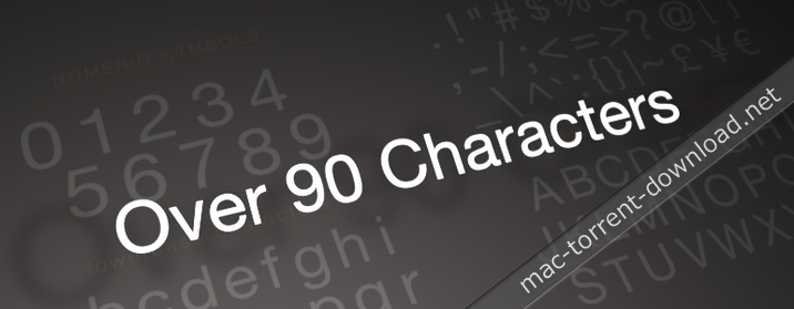 Write Any Character in FCPX