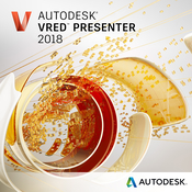 Autodesk vred presenter 2018 icon