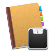 Calories counter 3 personal food diary icon