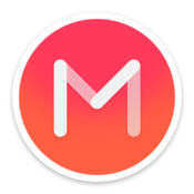 Minutes simple and colorful timer icon