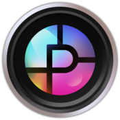 Picktorial non destructive photo editor icon
