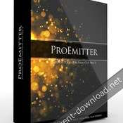 Pixel film studios proemitter for fcpx icon