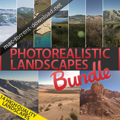 Unreal engine 4 photorealistic landscape bundle 1 vaultcache icon