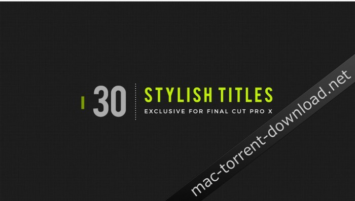 lenofx_30_stylish_titles_for_final_cut_pro_x