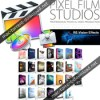 Final Cut Pro 10.3.4, Motion 5.3.2, Compressor 4.3.2 & Full With Plugins Pack (Pixel Film Studios Pack + RevisionFX Collection)