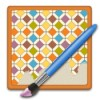 Patterno tiled pattern and background image generator icon