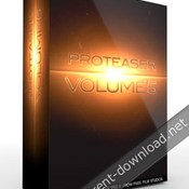 Pixel film studios proteaser volume 5 for fcpx icon
