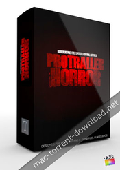 Pixel film studios protrailer horror for fcpx icon