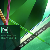 Adobe dimension cc 2018 icon