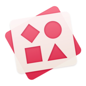 Design elements lab template icon