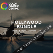 Hollywood lut bundle icon