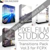 Pixel film studios transitions pack vol 3 icon