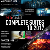 Red giant complete suites 2017 10 icon