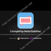 Crumplepop betterstabilizer icon