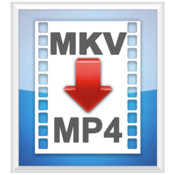 Mkv2mp4 icon