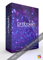 Pixel film studios probokeh volume 1 for fcpx icon