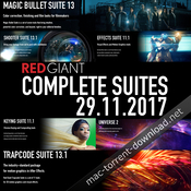 Red giant complete suites 29 11 2017 icon