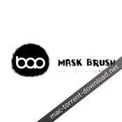 Bao mask brush icon