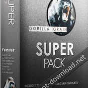 Gorilla grain collection icon