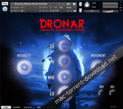 Gothic instruments dronar cinematic atmospheres icon