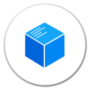 Idownload for dropbox icon
