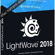 Lightwave 3d 2018 icon