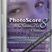 Photoscore and notateme ultimate 8 icon