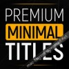 PremiumVFX – Minimal Titles 1.0 for Final Cut pro X