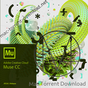 Adobe muse cc 2018 icon